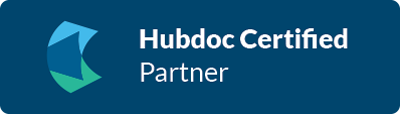 Hubdoc Certified Partner Logo